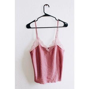 Victoria's Secret silk tank